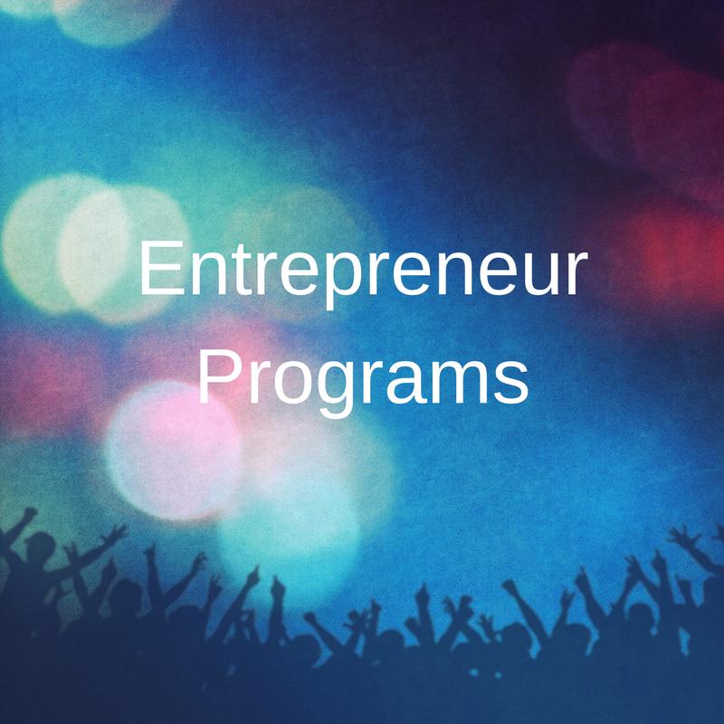 Entrepreneur programs