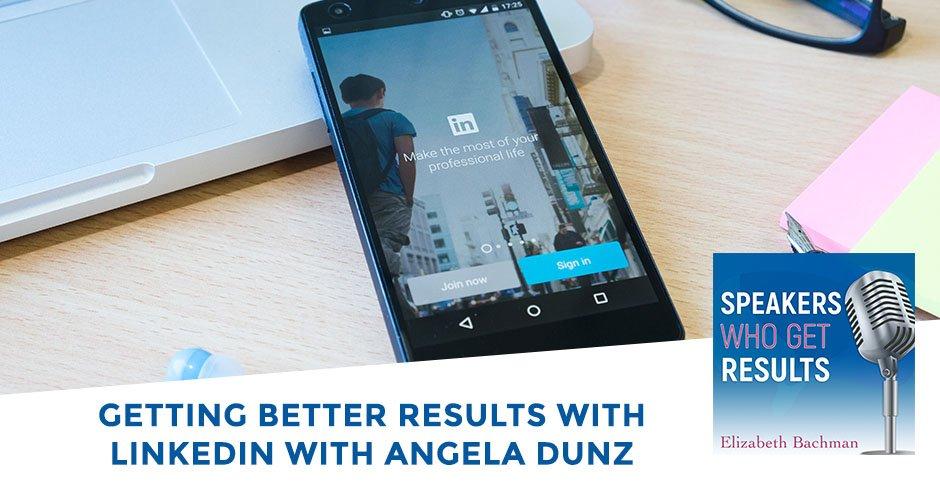 SWGR Angela   Using LinkedIn Properly