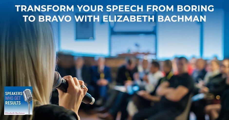 SWGR Bravo | Transform Boring Speech