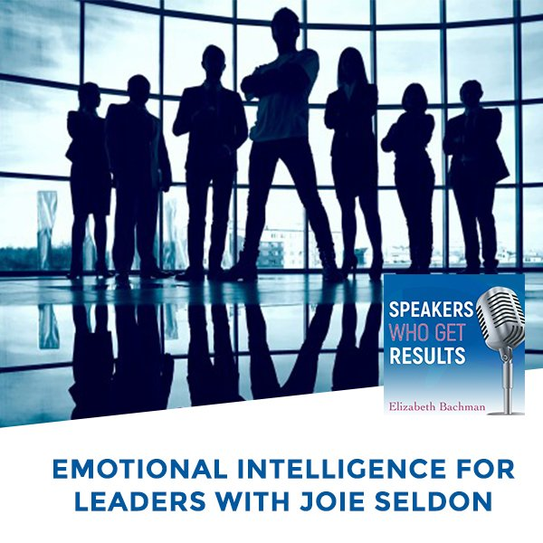 Emotional Intelligence For Leaders With Joie Seldon